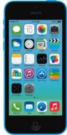 Смартфон Apple iPhone 5C 32GB, голубой