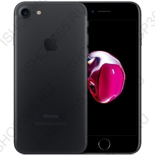Смартфон Apple iPhone 7 128GB, черный