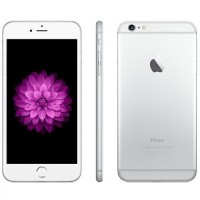 Смартфон Apple iPhone 6 Plus 16GB, серебристый